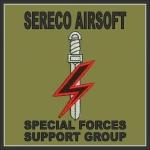 Saludo The Rock SERECO Airsoft. 23-80